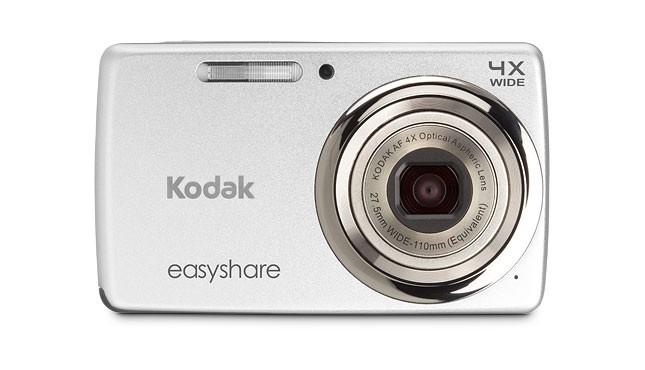 Digitální fotoaparáty Kodak EasyShare M532 Silver