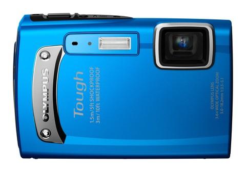 Digitální fotoaparáty Olympus TG-310 Blue