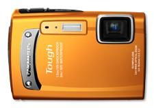 Digitální fotoaparáty Olympus TG-310 Orange