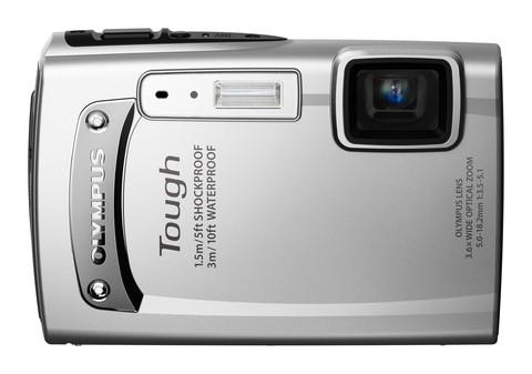 Digitální fotoaparáty Olympus TG-310 Silver