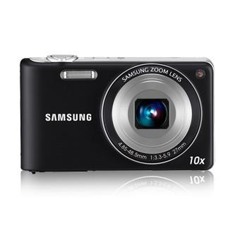 Digitální fotoaparáty Samsung EC-PL210, černý