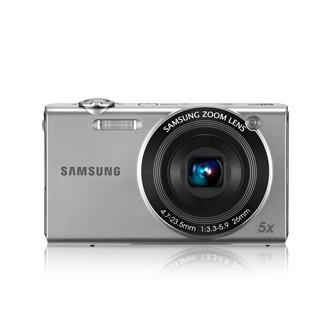 Digitální fotoaparáty Samsung EC-SH100, stříbrný