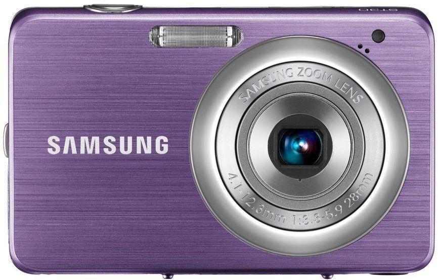 Digitální fotoaparáty Samsung EC-ST30, fialový