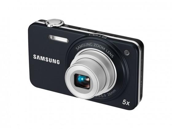 Digitální fotoaparáty Samsung EC-ST90, černý