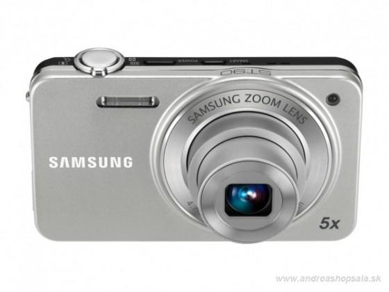 Digitální fotoaparáty Samsung EC-ST90, stříbrný