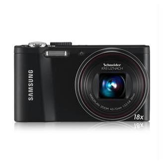 Digitální fotoaparáty Samsung EC-WB700, černý