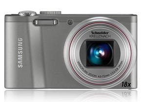 Digitální fotoaparáty Samsung EC-WB700, šedý