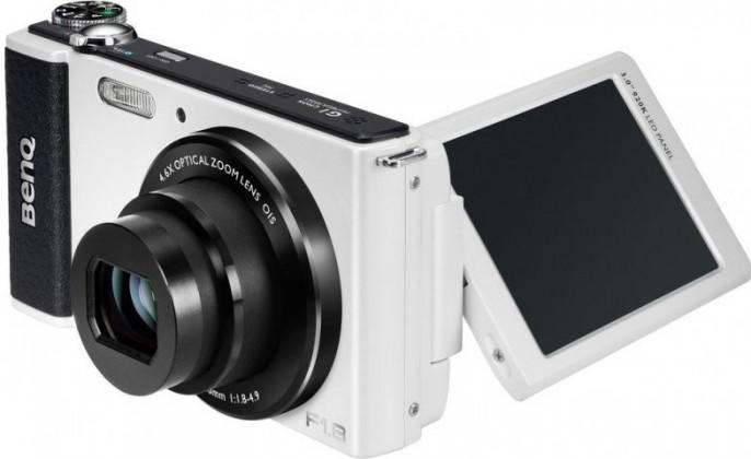 Digitální kompakt BenQ DSC G1 White