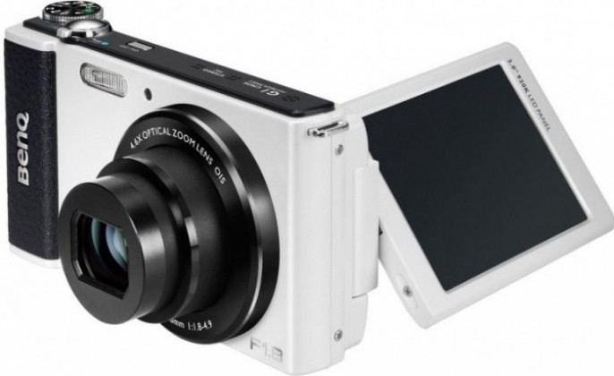 Digitální kompakt BenQ DSC G1 White ROZBALENO