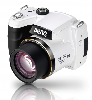 Digitální kompakt BenQ GH600 (9H.A2501.5AE)
