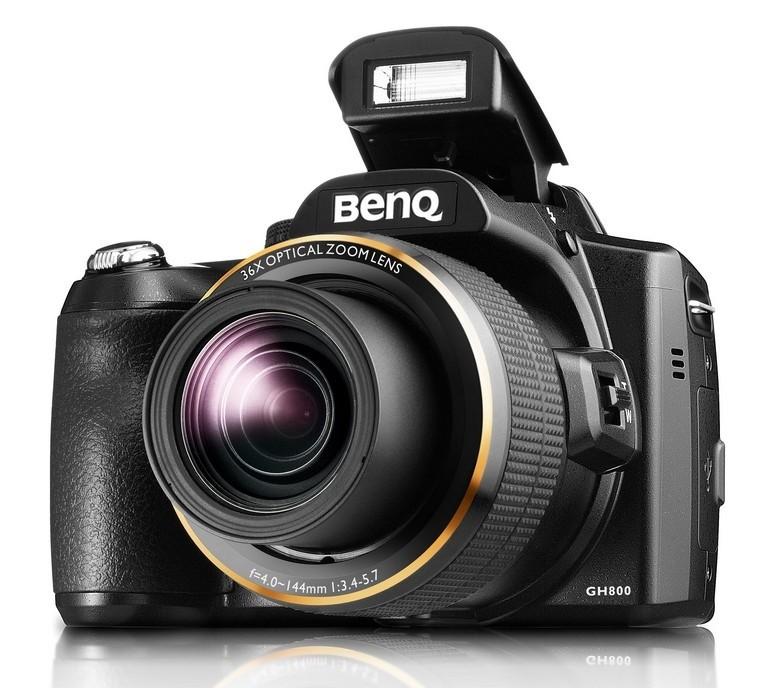 Digitální kompakt BenQ GH800