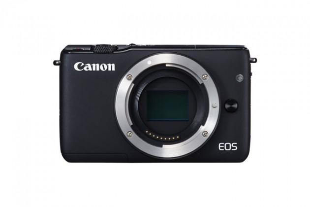Digitální kompakt Canon EOS M10 tělo černé
