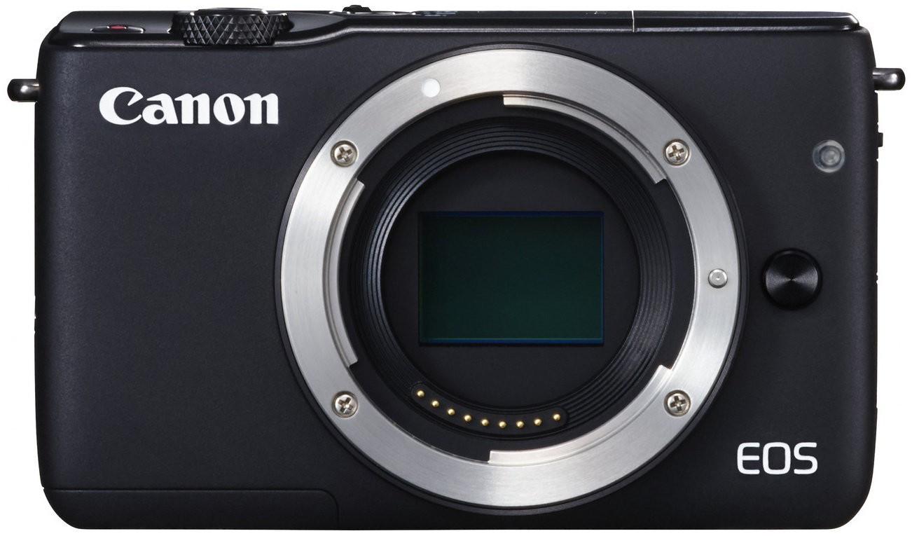 Digitální kompakt Canon EOS M10 tělo černé ROZBALENO