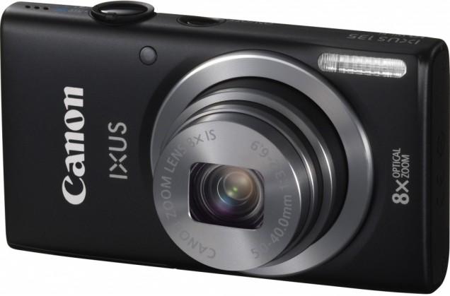 Digitální kompakt Canon IXUS 135 Black