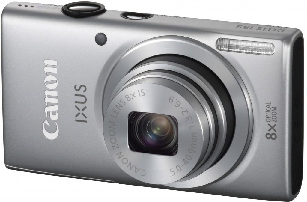 Digitální kompakt Canon IXUS 135 Silver