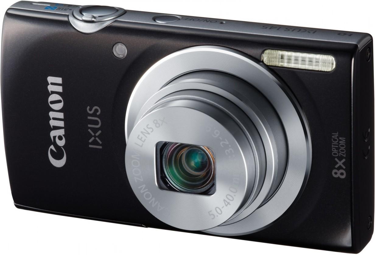 Digitální kompakt Canon IXUS 145 Black