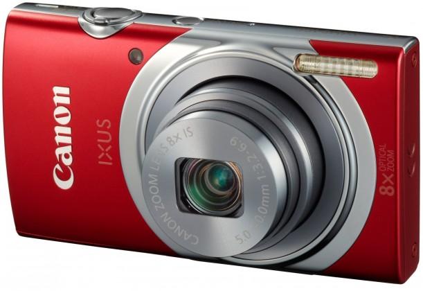 Digitální kompakt Canon IXUS 145 Red