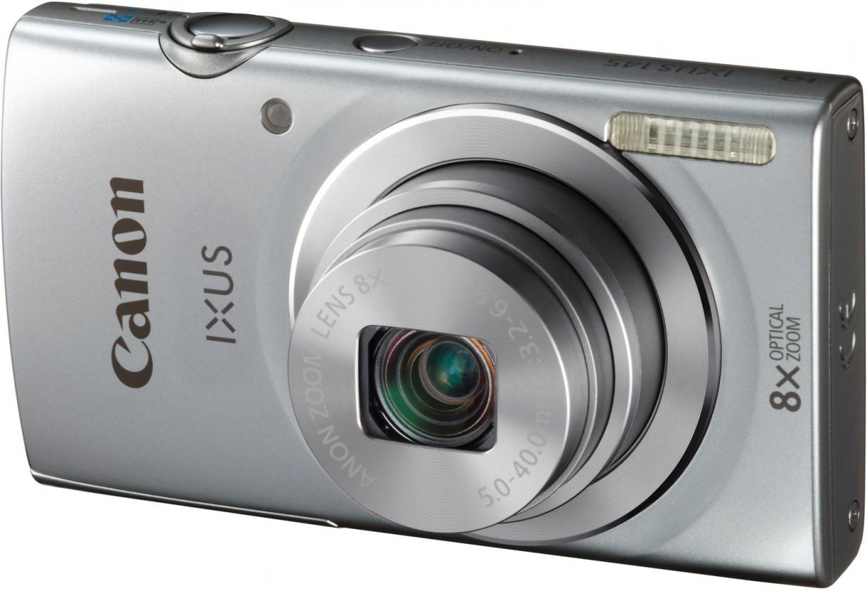 Digitální kompakt Canon IXUS 145 Silver