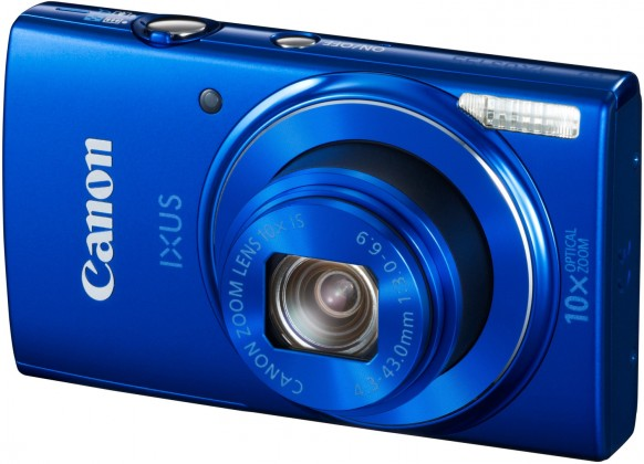 Digitální kompakt Canon IXUS 155 Blue