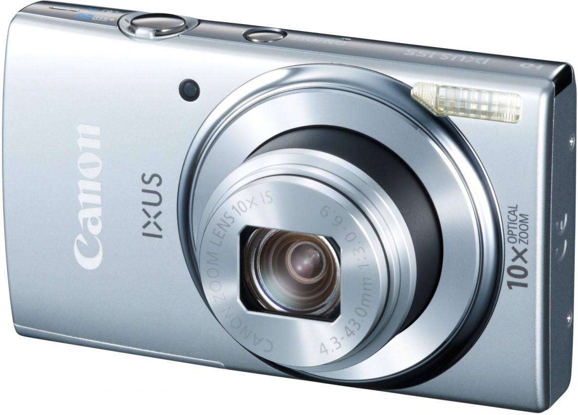 Digitální kompakt Canon IXUS 155 Silver