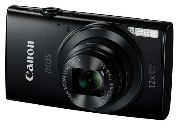 Digitální kompakt Canon IXUS 170 černý