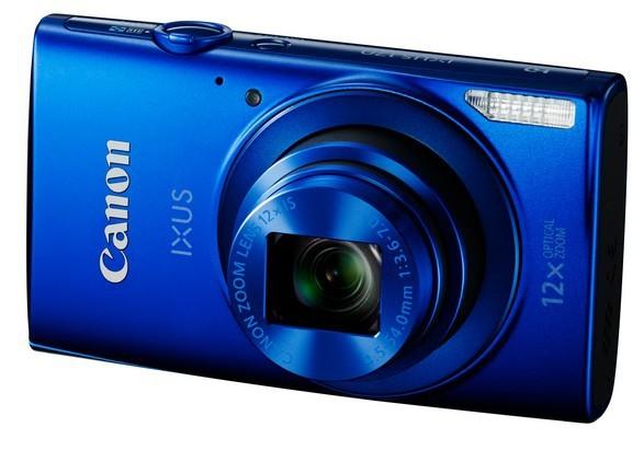Digitální kompakt Canon IXUS 170 modrý