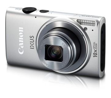 Digitální kompakt Canon IXUS 255 HS Silver