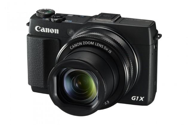 Digitální kompakt Canon PowerShot G1 X mark II kompakt