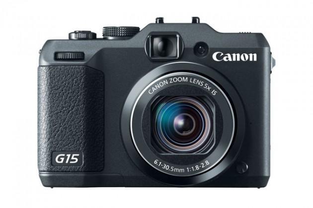 Digitální kompakt Canon POWERSHOT G15 Black