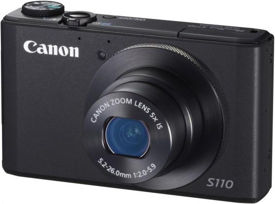 Digitální kompakt Canon POWERSHOT S110 Black