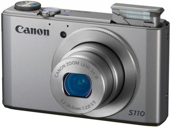 Digitální kompakt Canon POWERSHOT S110 Silver