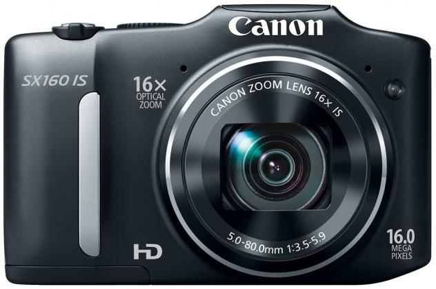 Digitální kompakt Canon POWERSHOT SX160 IS
