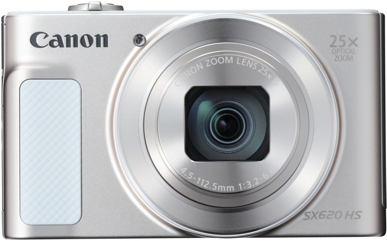 Digitální kompakt Canon PowerShot SX620 HS bílý ROZBALENO