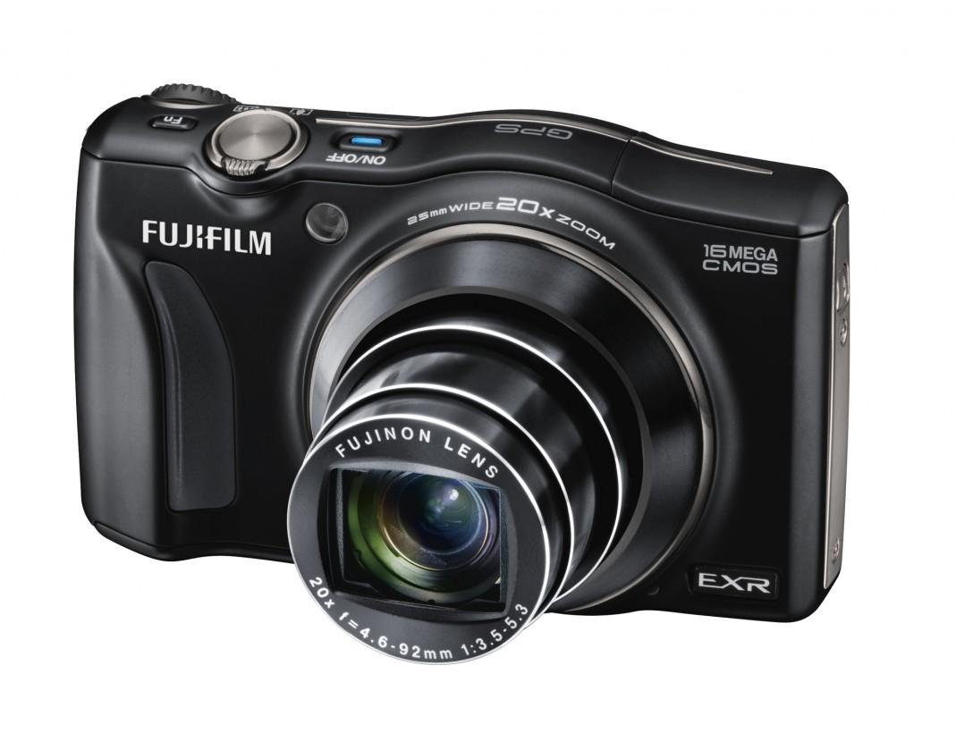 Digitální kompakt Fujifilm F770 Black