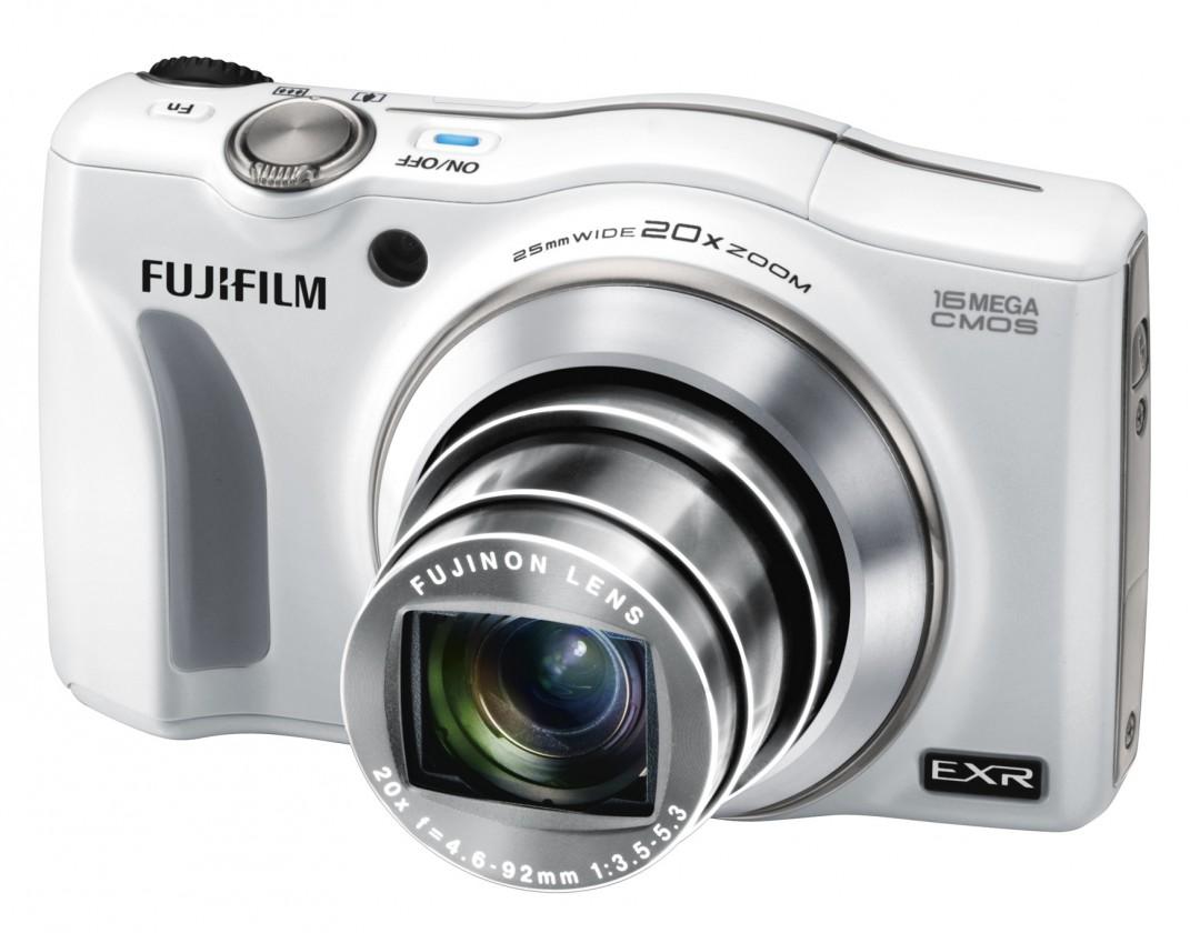 Digitální kompakt FUJIFILM F770 White