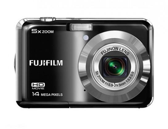 Digitální kompakt Fujifilm FinePix AX500 BLACK
