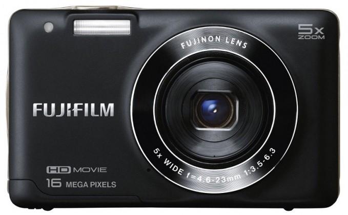 Digitální kompakt FUJIFILM FinePix JX650 black