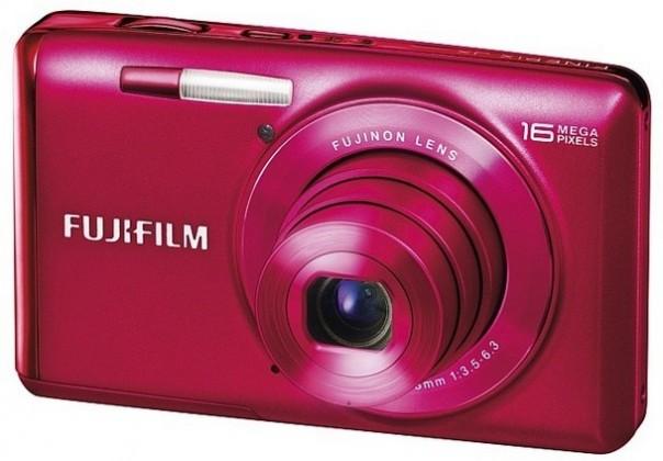 Digitální kompakt FUJIFILM FinePix JX700 Red
