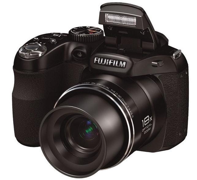 Digitální kompakt Fujifilm FinePix S2995 black