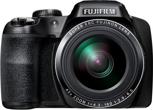 Digitální kompakt FUJIFILM FinePix S8300 black