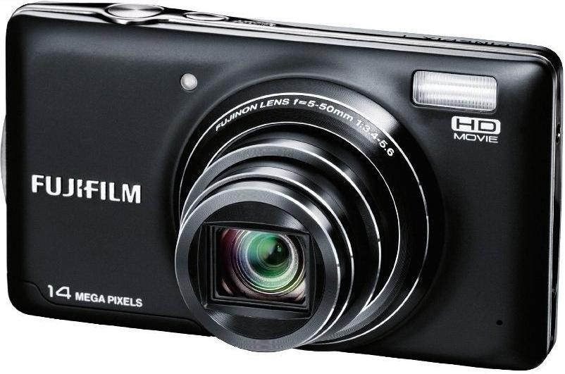 Digitální kompakt FUJIFILM FinePix T350 Black + ZDARMA 4GB paměťová karta