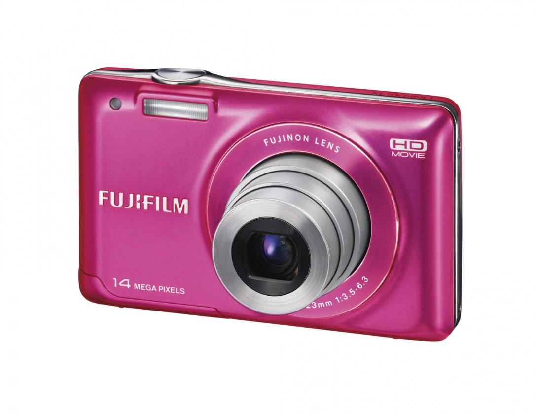 Digitální kompakt Fujifilm JX500 Pink
