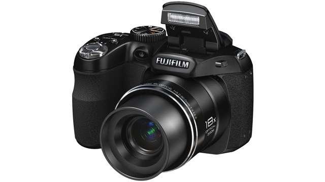 Digitální kompakt Fujifilm S2980 Black