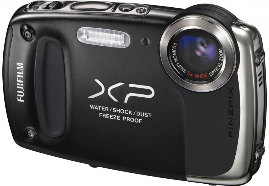 Digitální kompakt FUJIFILM XP50 Black ROZBALENO