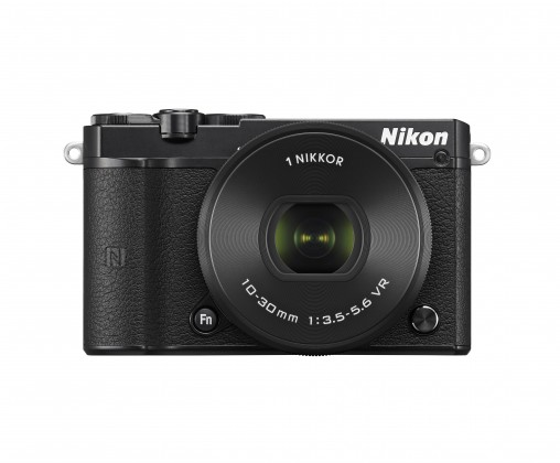 Digitální kompakt Nikon 1 J5 + 10-30mm black
