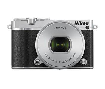 Digitální kompakt Nikon 1 J5 + 10-30mm silver