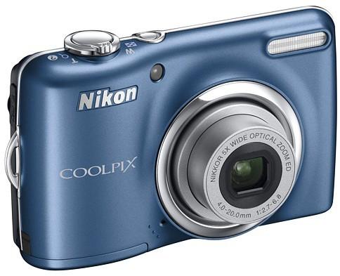 Digitální kompakt Nikon Coolpix L23 Blue