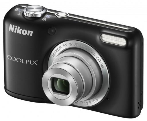 Digitální kompakt Nikon Coolpix L27 Black ROZBALENO