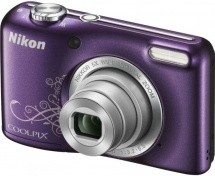 Digitální kompakt Nikon COOLPIX L27 purple LineArt ROZBALENO
