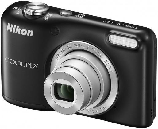 Digitální kompakt Nikon Coolpix L29 Black ROZBALENO